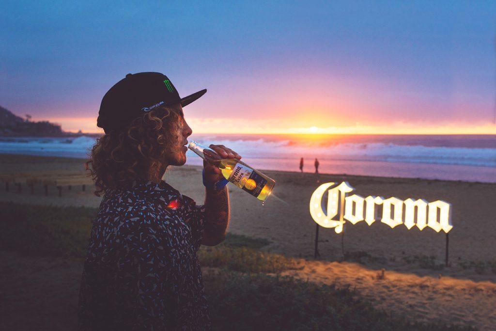 Corona – Sunset